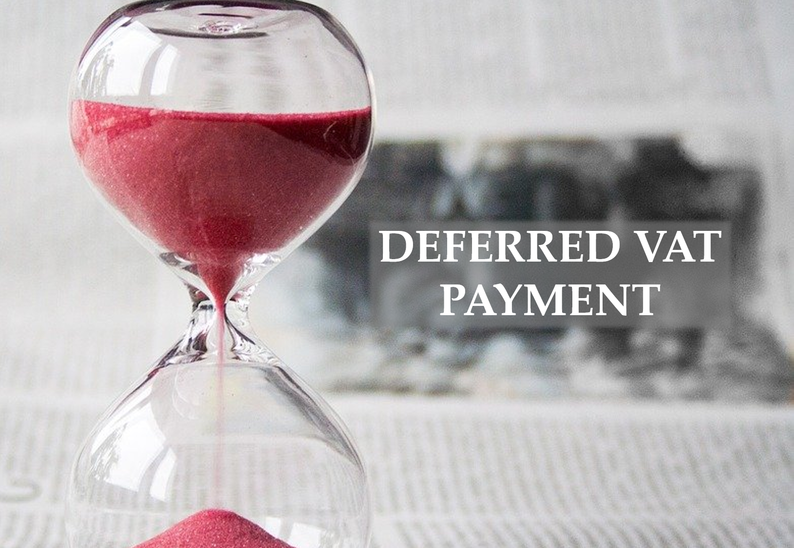 deferred VAT payment