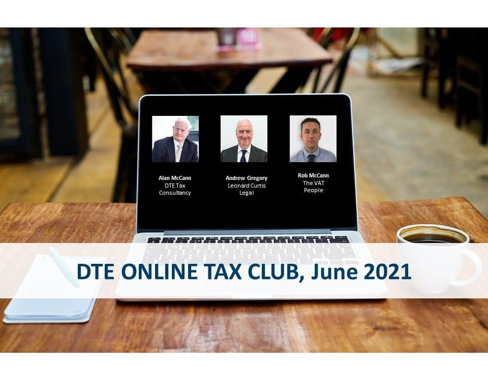 dte tax club june 2021